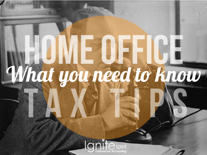 Home Office : Personal vs. Business Expenses?