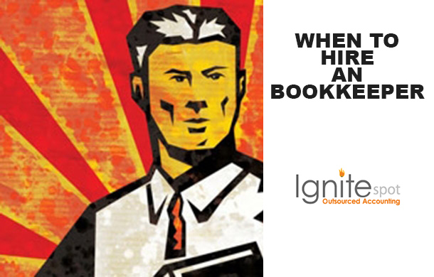 When to Hire an Online Bookkeeper