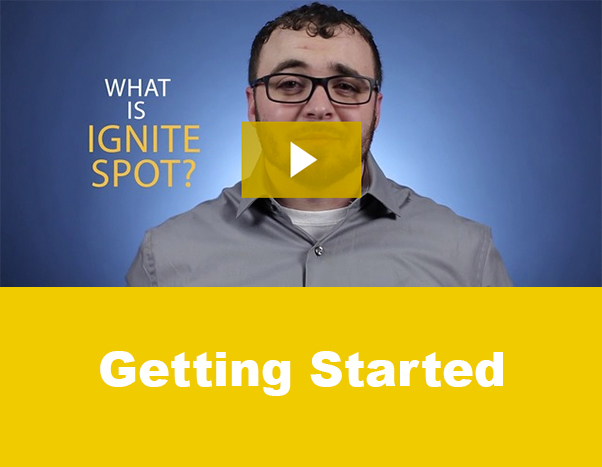 What is Ignite Spot?