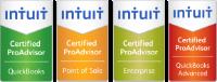 Intuit Certified Pro Advisor