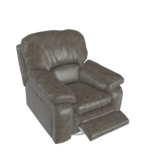 ABC costing shows that a comfy recliner like this one costs more to make than a wooden chair