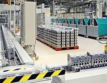 activity-based costing can paint a picture of expenses required on a manufacturing floor like this one