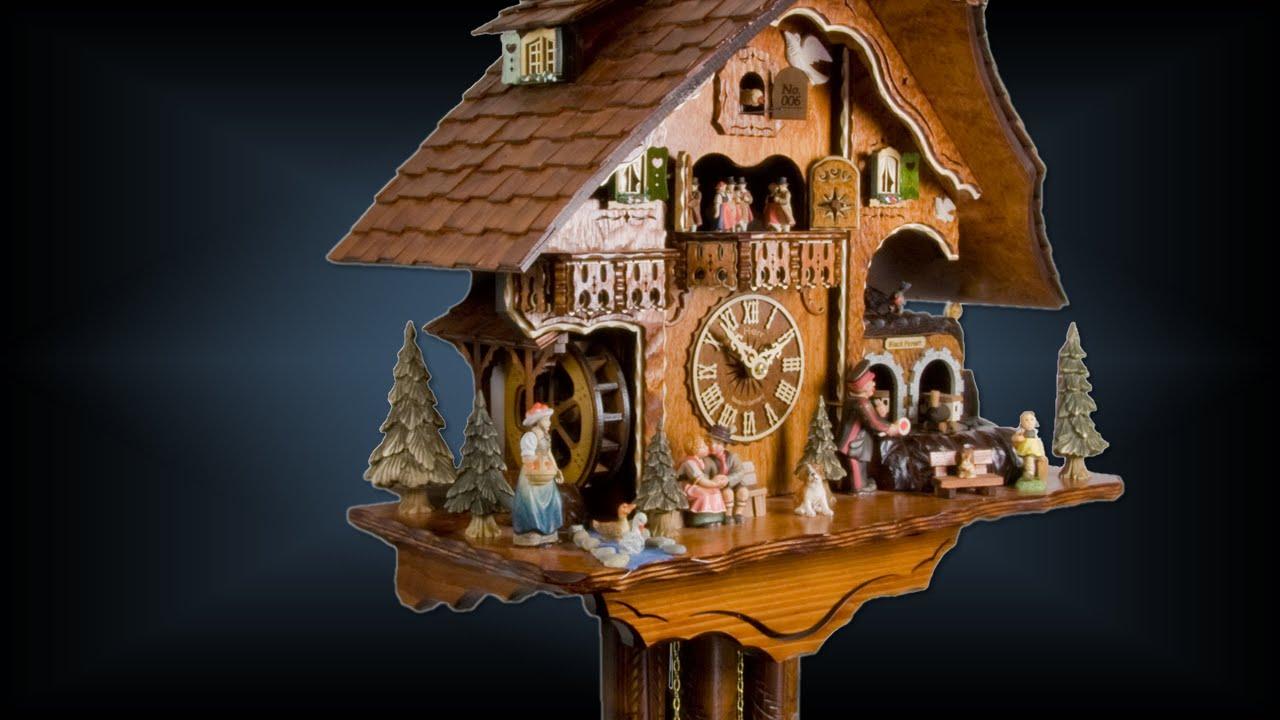 Bavarian Clockworks 2