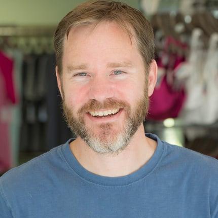 Ben Drew founder of fortunate feet