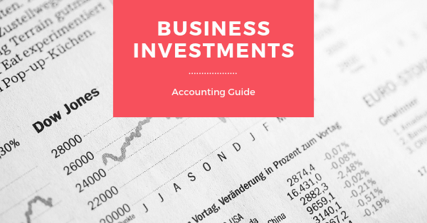 Business Investment Accounting