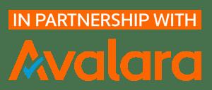 In-partnership-with-Avalara-Logo