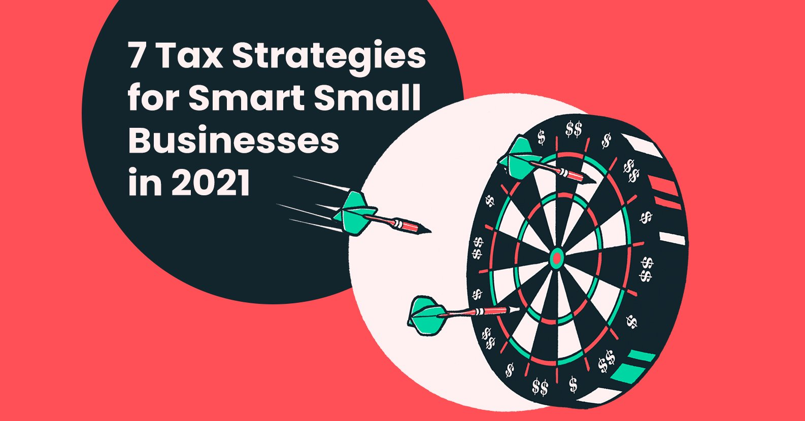 [Ebook]: A Tax Director's Top 7 Tax Strategies for Small Businesses in 2021