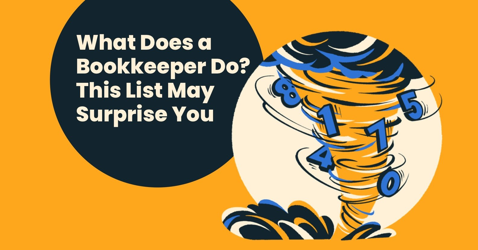 What Does a Bookkeeper Do? Hint: More Than You'd Expect