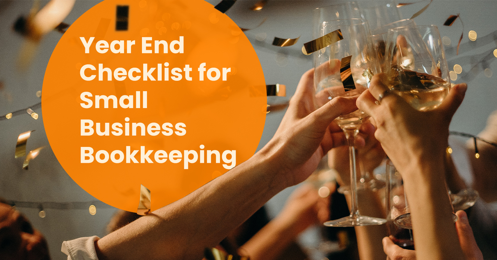 Year End Checklist for Small Business Bookkeeping