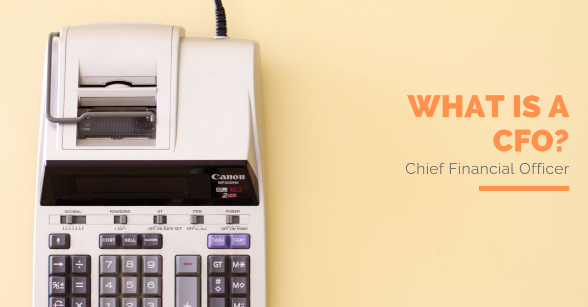 What Does the CFO Do?