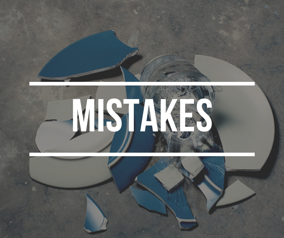 Most Common Online Bookkeeping Mistakes
